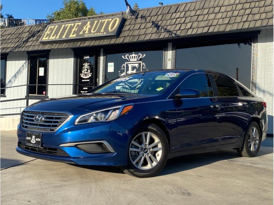 2017 Hyundai Sonata from Elite Auto Wholesale Inc.