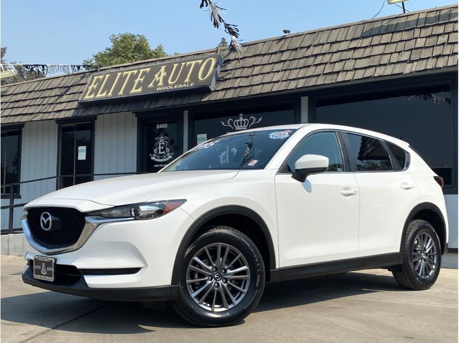 2017 Mazda CX-5 from Elite Auto Wholesale Inc.