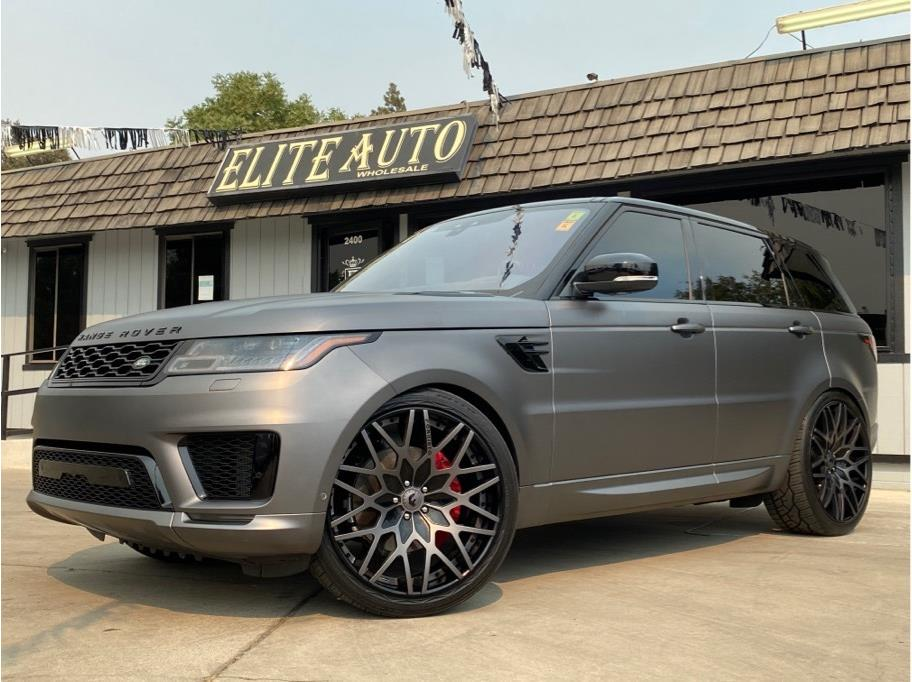 2018 Land Rover Range Rover Sport from Elite Auto Wholesale Inc.
