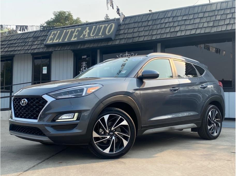 2019 Hyundai Tucson from Elite Auto Wholesale Inc.