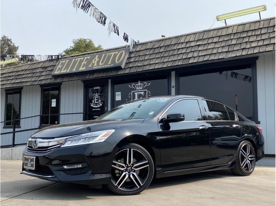 2017 Honda Accord from Elite Auto Wholesale Inc.