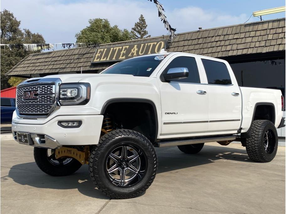2018 GMC Sierra 1500 Crew Cab from Elite Auto Wholesale Inc.
