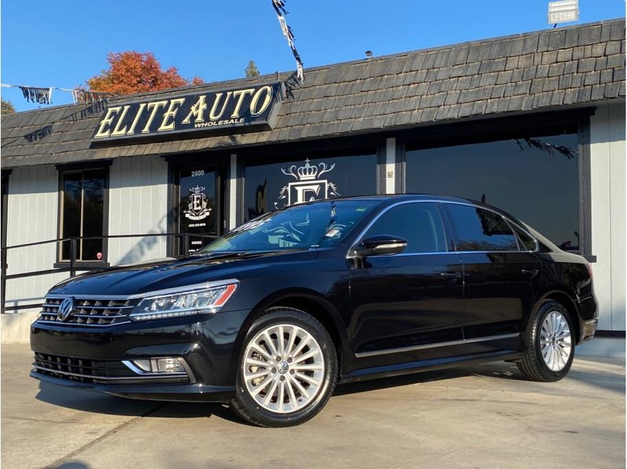 2017 Volkswagen Passat from Elite Auto Wholesale Inc.