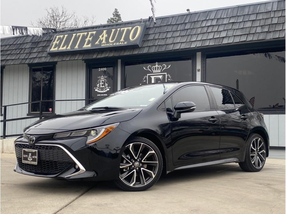 2019 Toyota Corolla Hatchback from Elite Auto Wholesale Inc.
