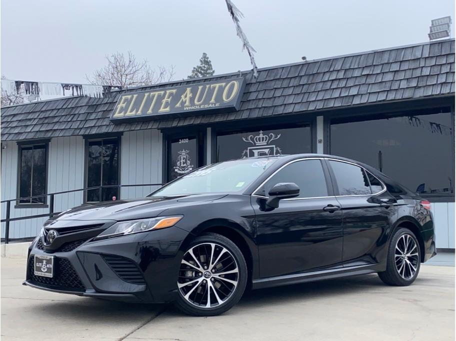 2018 Toyota Camry from Elite Auto Wholesale Inc.