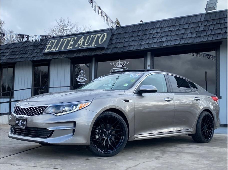 2018 Kia Optima from Elite Auto Wholesale Inc.