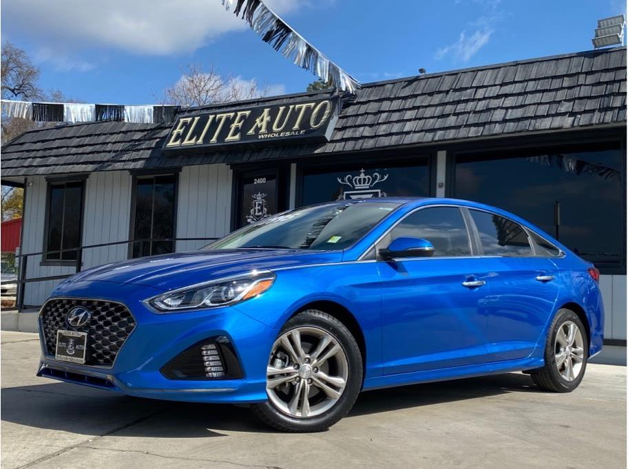 2019 Hyundai Sonata from Elite Auto Wholesale Inc.