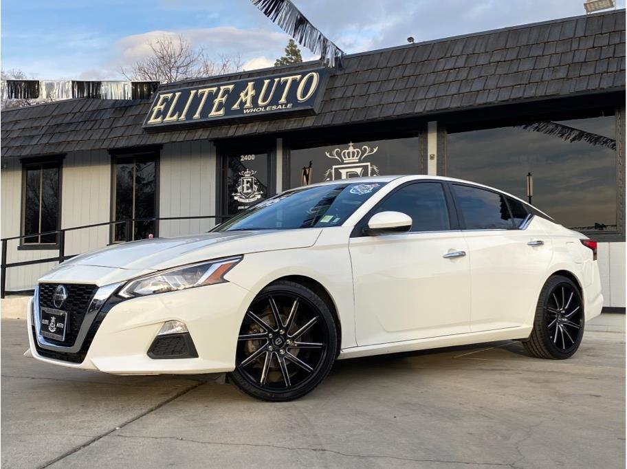 2020 Nissan Altima from Elite Auto Wholesale Inc.