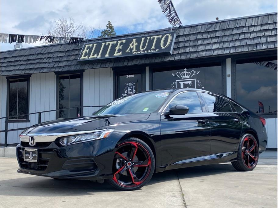 2019 Honda Accord from Elite Auto Wholesale Inc.