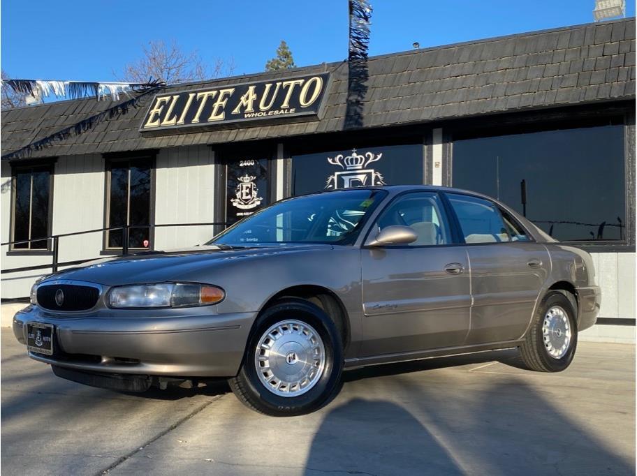 2001 Buick Century Custom Sedan 4D