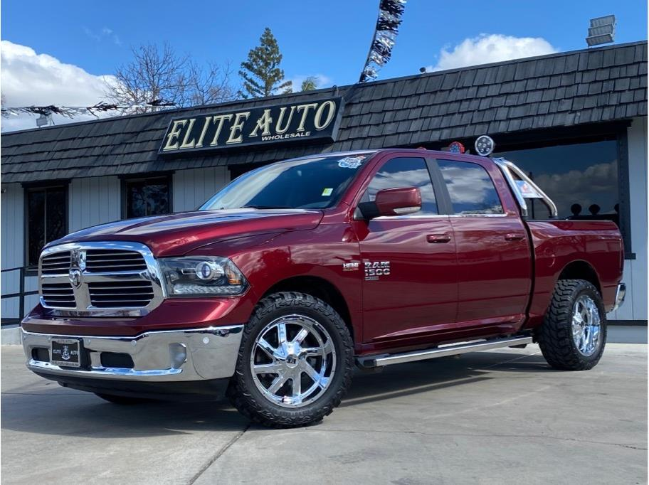 2019 Ram 1500 Classic Crew Cab from Elite Auto Wholesale Inc.