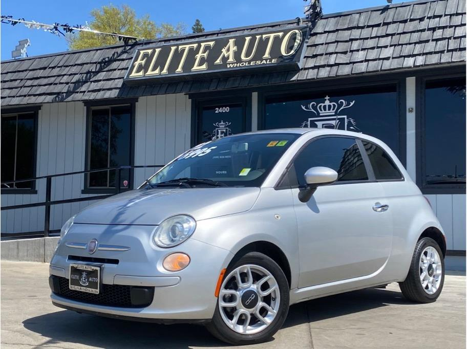 2012 Fiat 500 from Elite Auto Wholesale Inc.