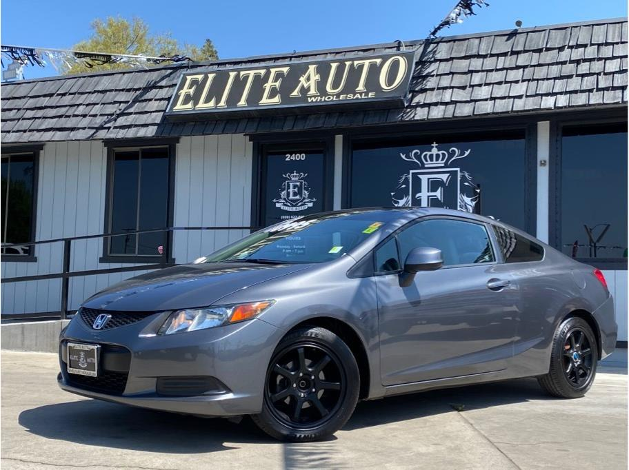2012 Honda Civic from Elite Auto Wholesale Inc.