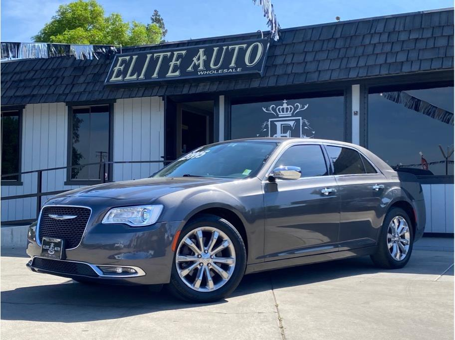 2018 Chrysler 300 from Elite Auto Wholesale Inc.