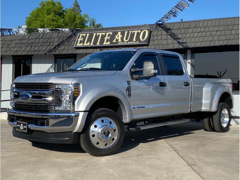 2019 Ford F450 Super Duty Crew Cab from Elite Auto Wholesale Inc.