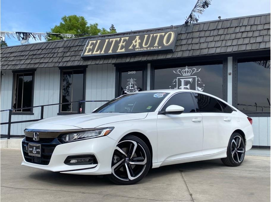 2020 Honda Accord from Elite Auto Wholesale Inc.