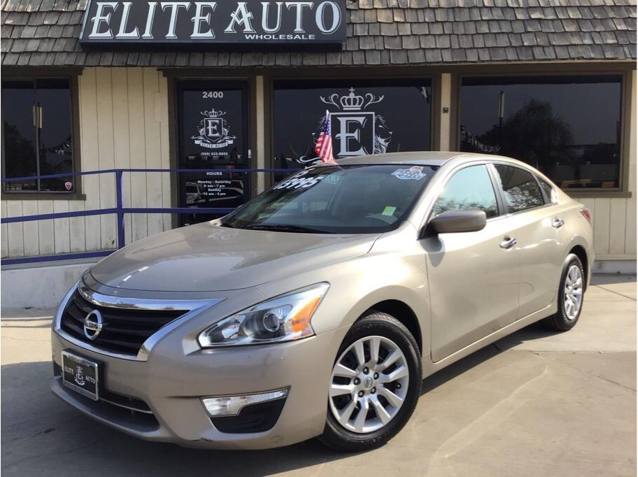 2015 Nissan Altima from Elite Auto Wholesale