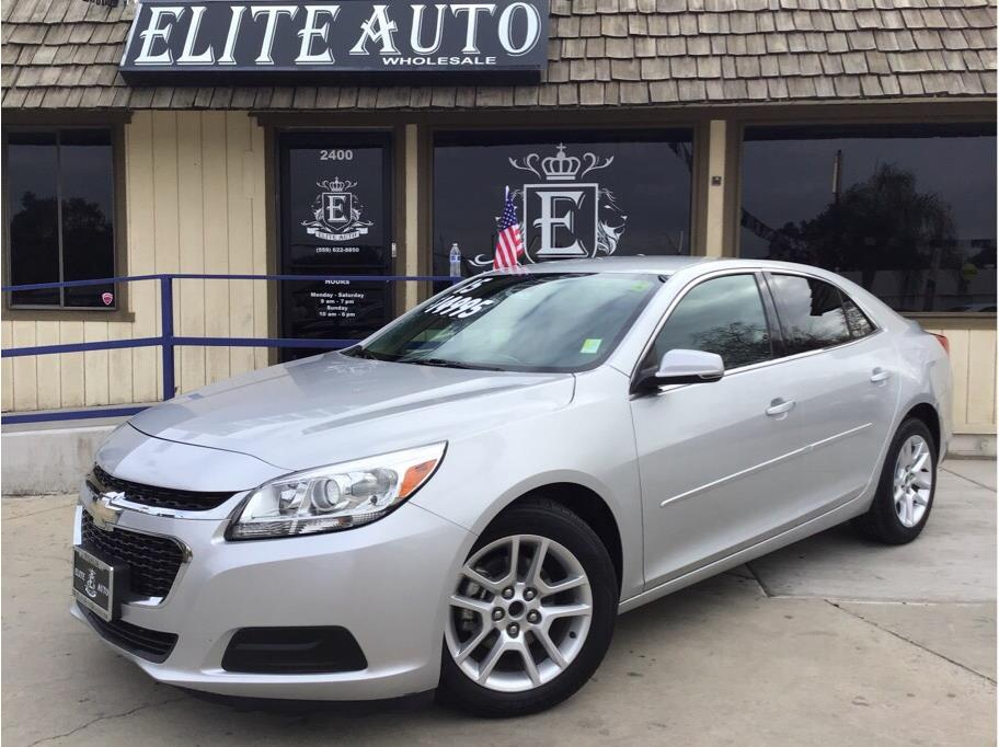 2015 Chevrolet Malibu from Elite Auto Wholesale