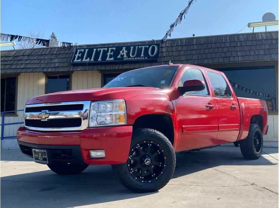 2007 Chevrolet Silverado 1500 Crew Cab from Elite Auto Wholesale Inc.