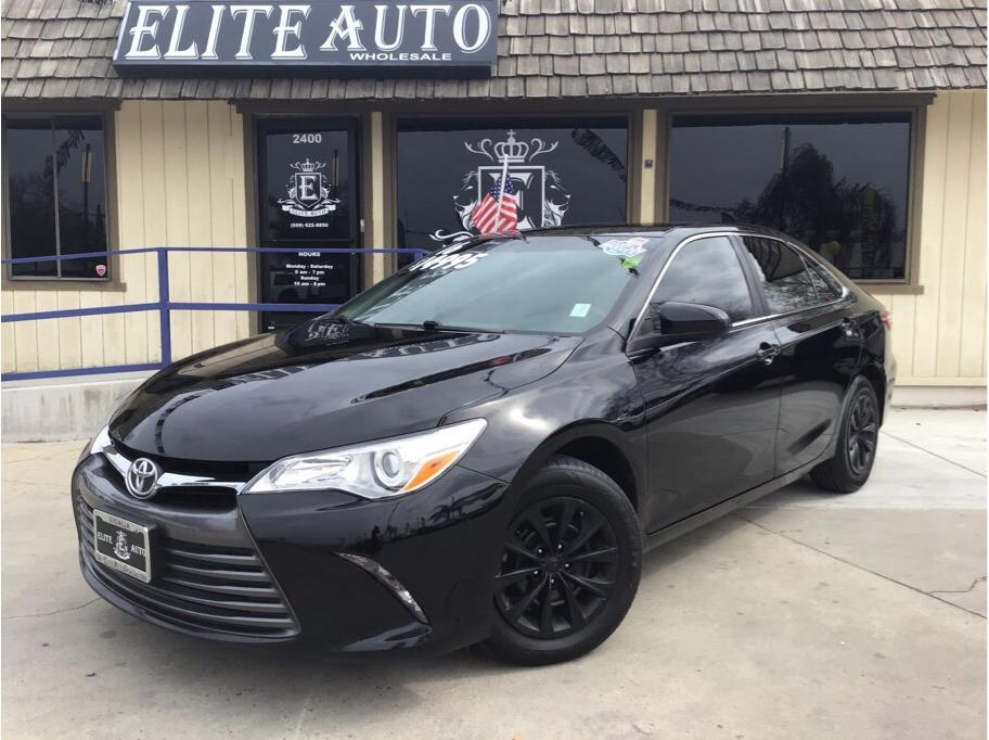 2016 Toyota Camry from Elite Auto Wholesale