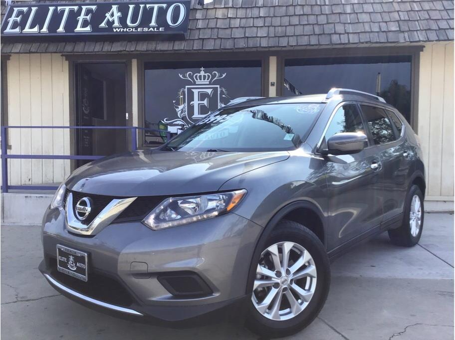 2016 Nissan Rogue from Elite Auto Wholesale