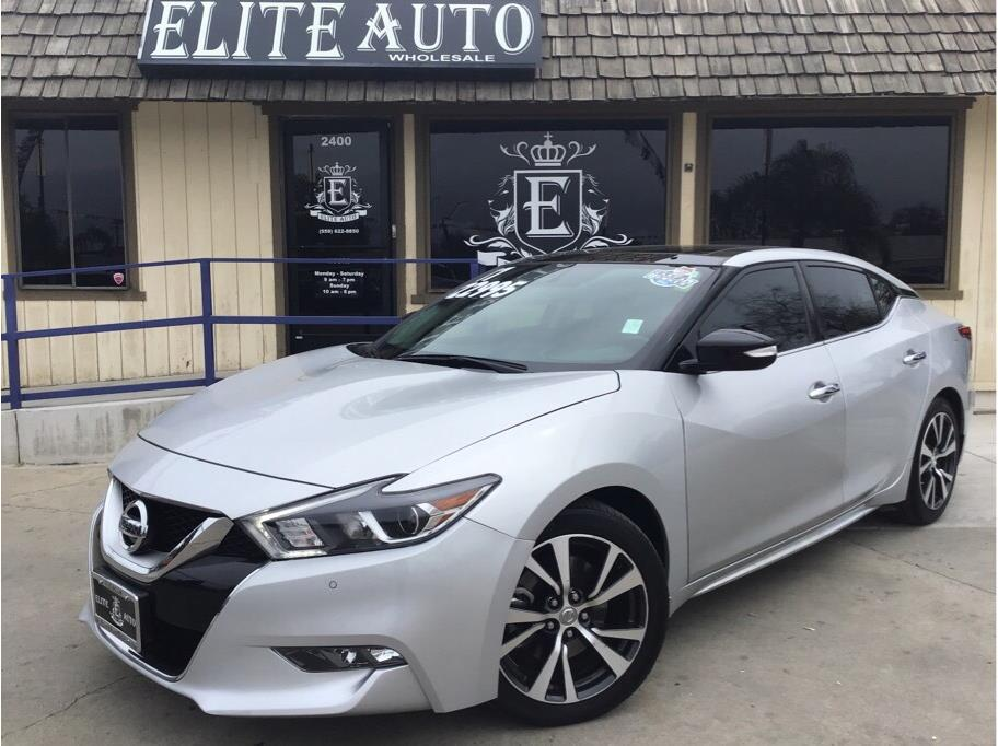 2017 Nissan Maxima from Elite Auto Wholesale