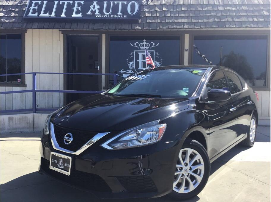 2017 Nissan Sentra from Elite Auto Wholesale
