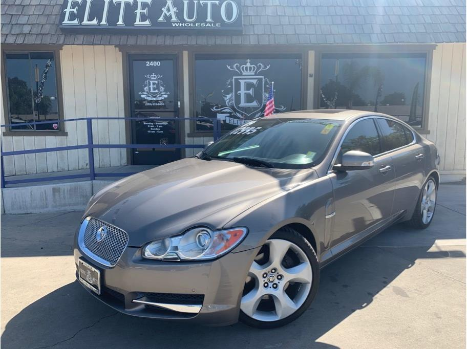 2009 Jaguar XF from Elite Auto Wholesale Inc.