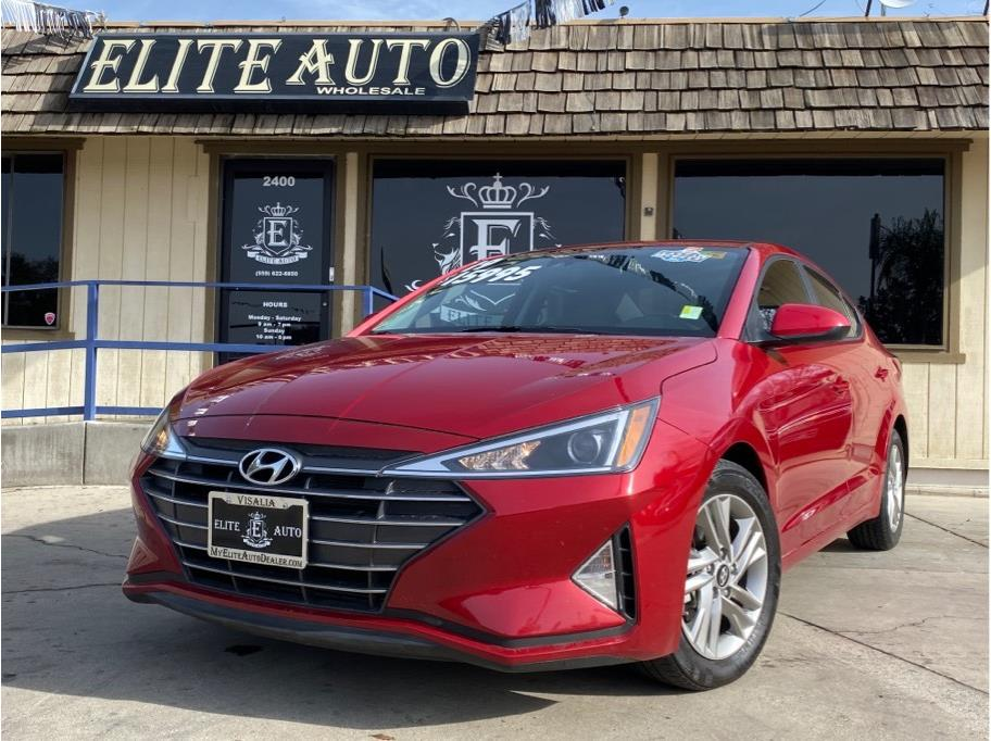2019 Hyundai Elantra from Elite Auto Wholesale Inc.