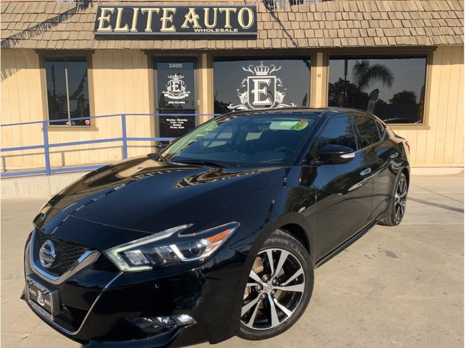 2018 Nissan Maxima from Elite Auto Wholesale Inc.