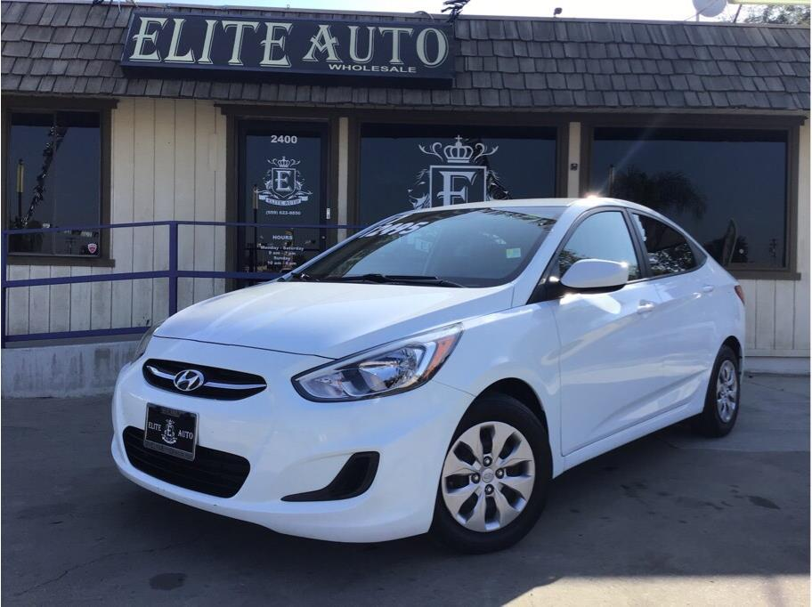 2017 Hyundai Accent from Elite Auto Wholesale Inc.