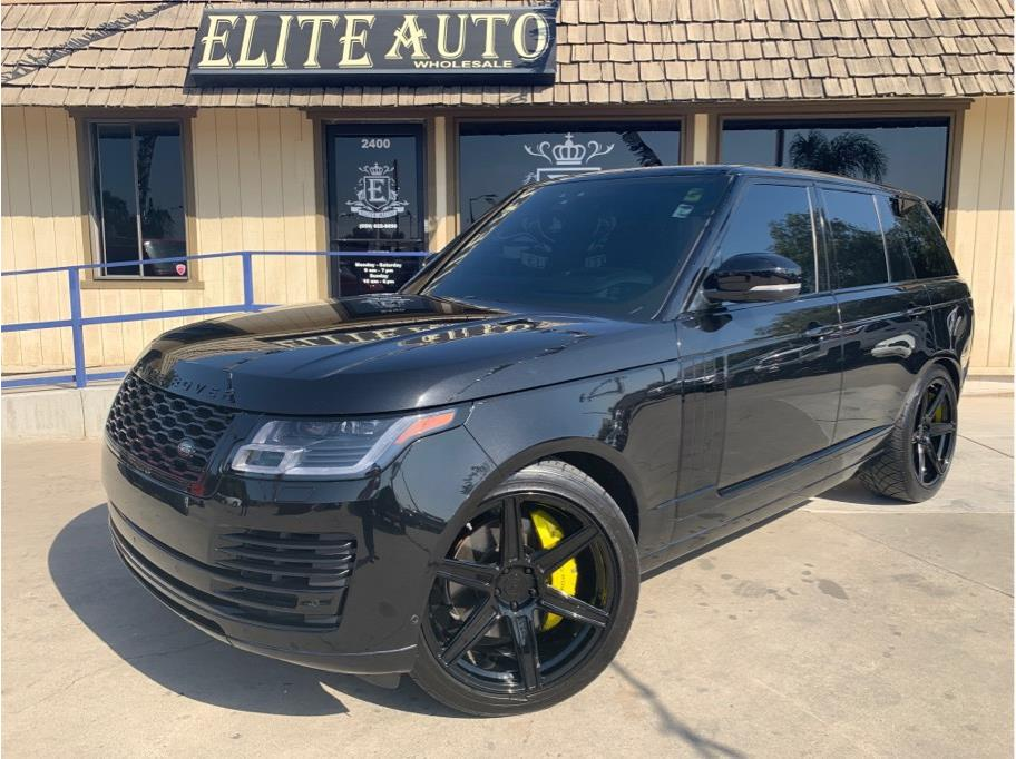 2019 Land Rover Range Rover from Elite Auto Wholesale Inc.