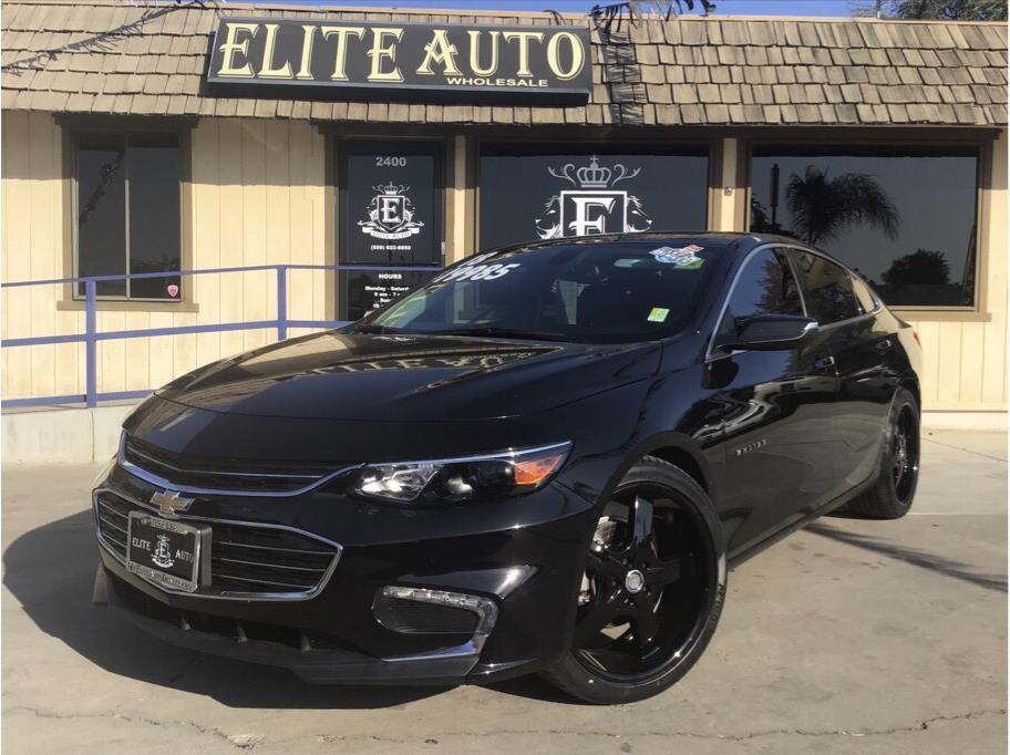 2018 Chevrolet Malibu from Elite Auto Wholesale Inc.