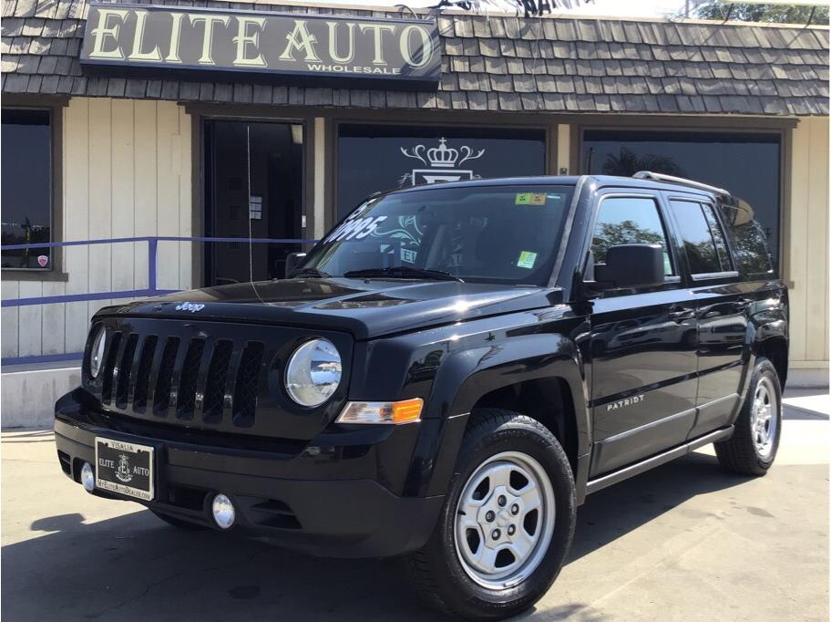 2015 Jeep Patriot from Elite Auto Wholesale Inc.