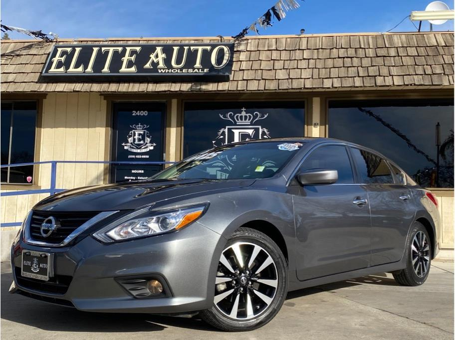 2018 Nissan Altima from Elite Auto Wholesale Inc.