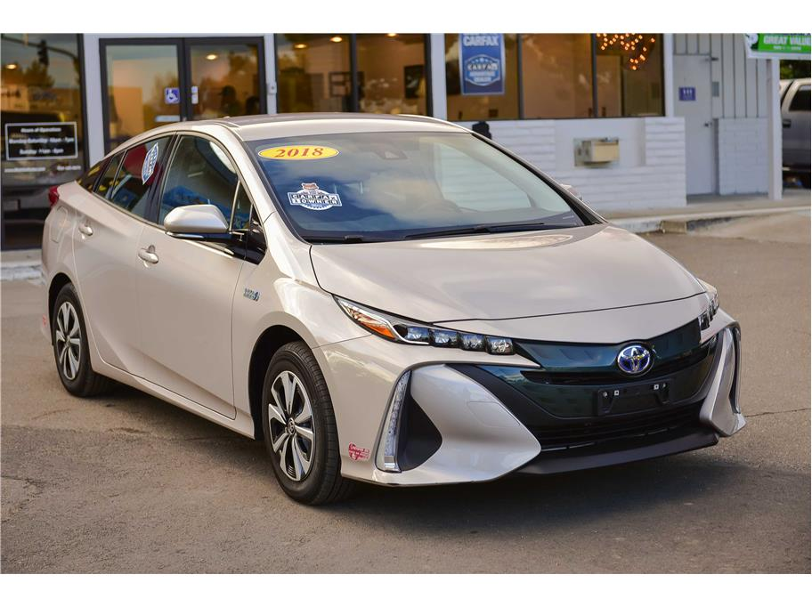 2018 Toyota Prius Prime from WishList Autos