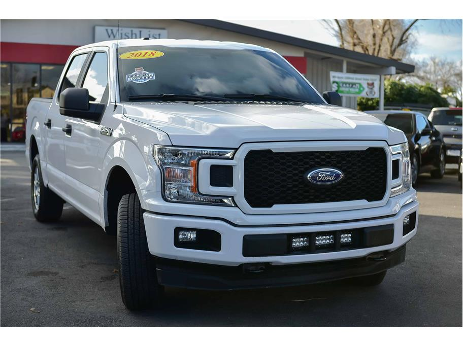 2018 Ford F150 SuperCrew Cab from WishList Autos