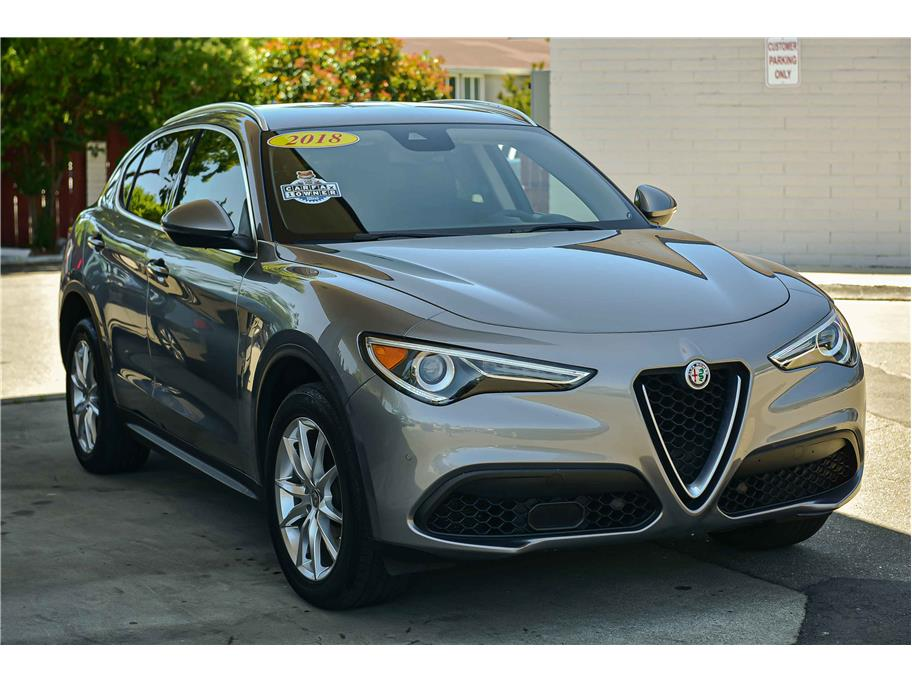 2018 Alfa Romeo Stelvio from WishList Autos