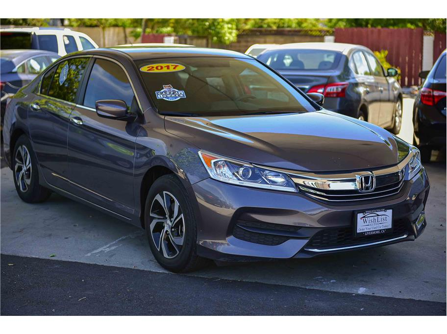 2017 Honda Accord from WishList Autos