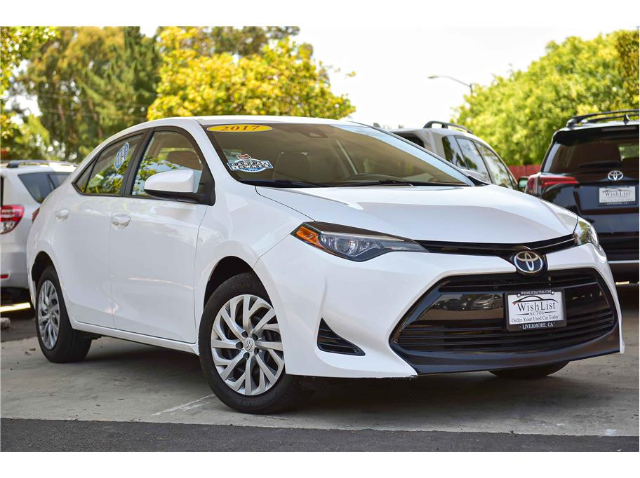 2017 Toyota Corolla from WishList Autos