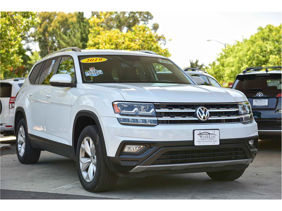 2019 Volkswagen Atlas from WishList Autos