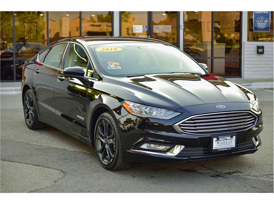 2018 Ford Fusion from WishList Autos