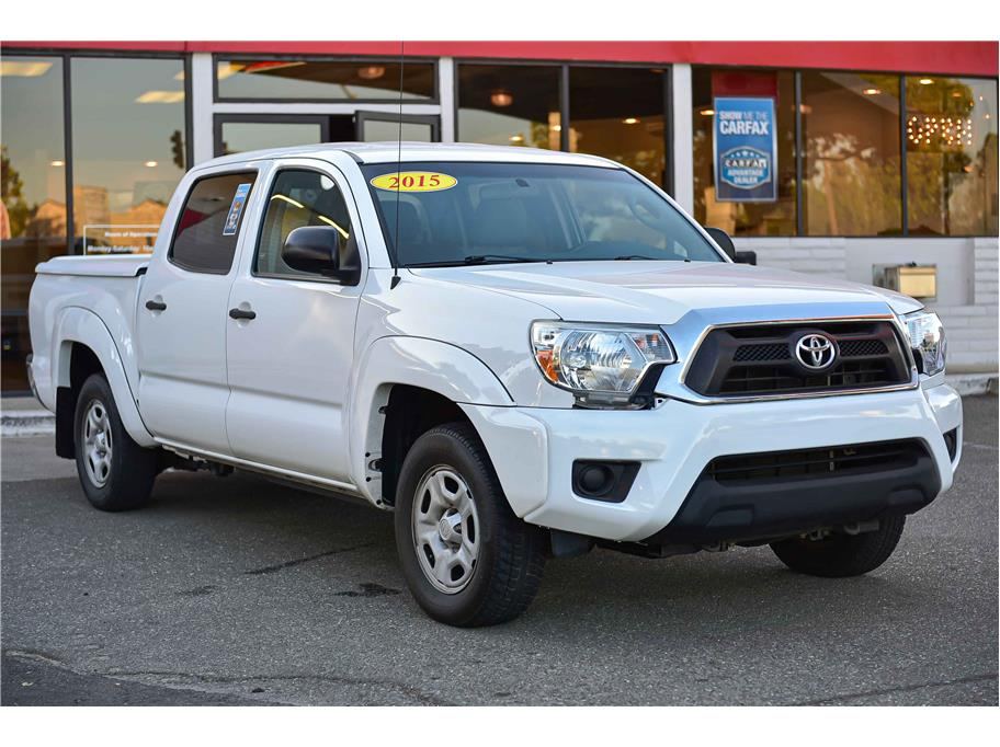 2015 Toyota Tacoma Double Cab from WishList Autos