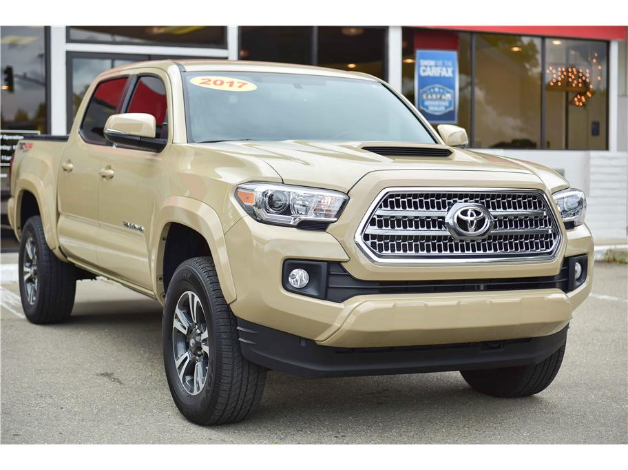 2017 Toyota Tacoma Double Cab from WishList Autos