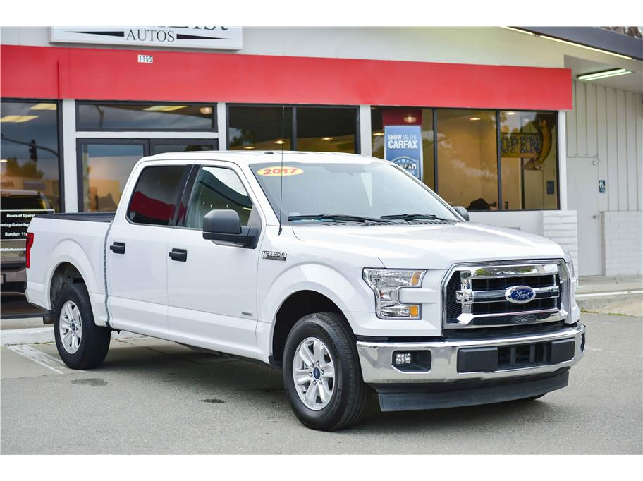 2017 Ford F150 SuperCrew Cab from WishList Autos