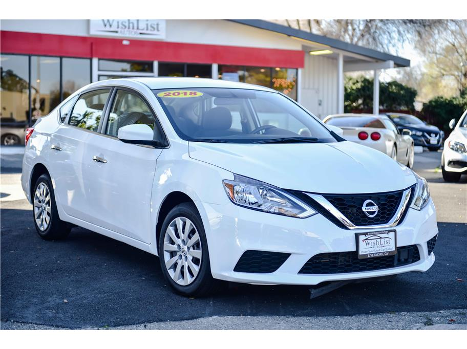 2018 Nissan Sentra from WishList Autos