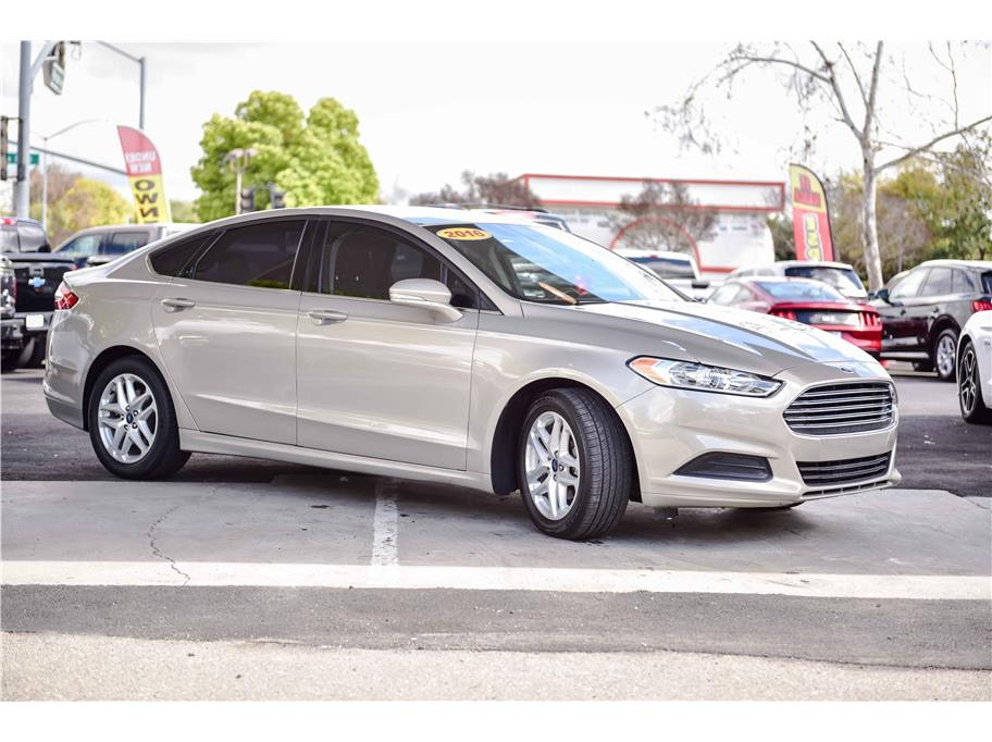 2016 Ford Fusion from WishList Autos
