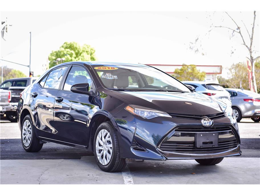 2018 Toyota Corolla from WishList Autos