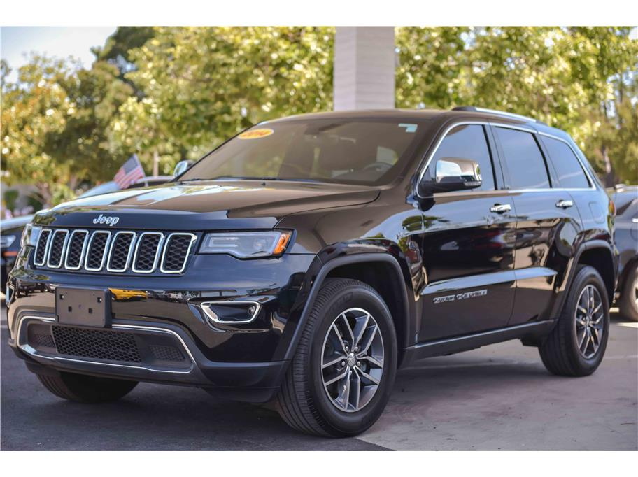 2017 Jeep Grand Cherokee from WishList Autos