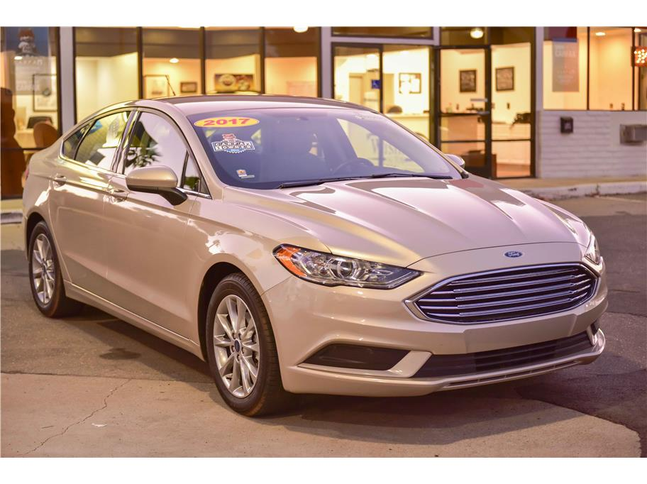 2017 Ford Fusion from WishList Autos